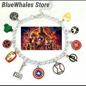 Jewelry - Avengers infinity war marvel comic bracelet
